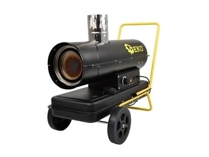 Picture of Incalzitor industrial pe motorina Geko, 25 kW, 650 m3/h