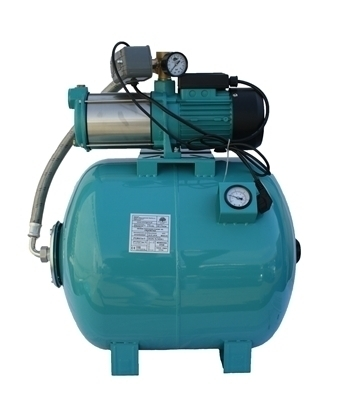 Picture of Hidrofor pompa de suprafata Omnigena  MH 2200/100 rezervor 100 litri cu manometru, 2.2 Kw