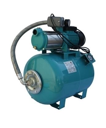 Picture of Hidrofor pompa de suprafata Omnigena  MH 2200/50 rezervor 50 litri cu manometru, 2.2 Kw