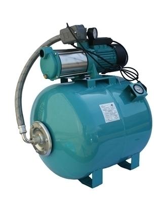 Picture of Hidrofor pompa suprafata Omnigena MH 1300/100 DE 1450 W rezervor 100 Litri cu manometru