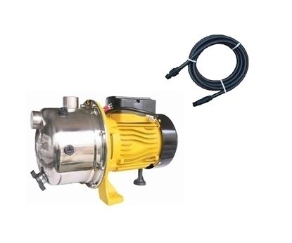 Picture of Kit pentru irigat pompa autoamorsanta Maxima JY1000 1.1 kW cu furtun de aspirare 7 m