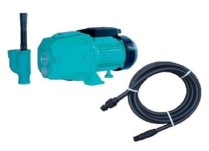 Picture of Kit pentru irigat, pompa autoamorsanta Omnigena DP355 750 W, ejector, furtun de aspirare 7 m