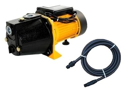 Picture of Kit pentru irigat, pompa autoamorsanta Maxima JY100A(a) 1100 W cu furtun de aspirare 7m