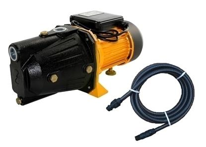 Picture of Kit pentru irigat, pompa autoamorsanta Maxima JY100A 1100 W cu furtun de aspirare 7 m