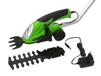 Picture of Trimmer electric cu maner de tuns iarba/arbusti John Gardener 7.2V, G83014
