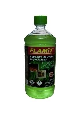 Picture of Lichid pentru aprinderea focului din cuptoare, seminee sau gratare, Flamit, 1000ml