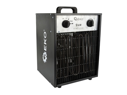 Picture of Aeroterma electrica 9KW / 400V, 0-85°C, GEKO G80404