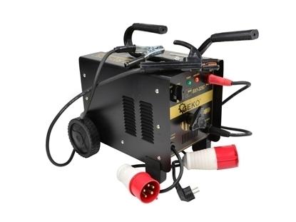 Picture of Aparat de sudură BX-325C, 230V/400V, adaptor industrial, Geko G81016