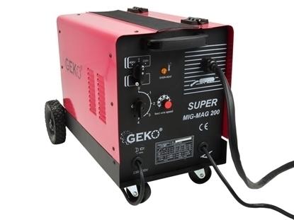 Picture of Aparat de sudura GEMAG 200 SUPER 230/400V, GEKO G80091