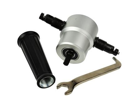 Picture of Adaptor taiere foi metalice pentru masina de gaurit, Geko, G81231