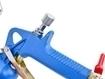 Picture of Pistol de vopsit  profesional cu aer comprimat, rezervorul pozitionat in sus, 4500ml, 4mm, 6mm, 8mm, Geko