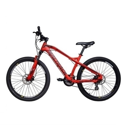 Picture of Bicicleta MTB MalTrack Hydraulic Red cu 24 Viteze, Roti 26 Inch, Mountain Bike