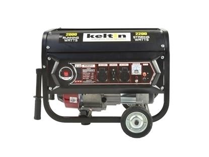 Picture of Generator electric, 230 V 2200 W, 196cm³, 7 cp, 4 timpi, Keltin, K00251