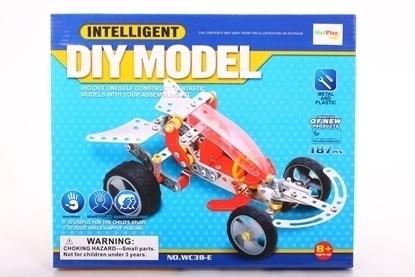 Picture of Set constructie masina Formula1, 187 piese, MalPlay 102040