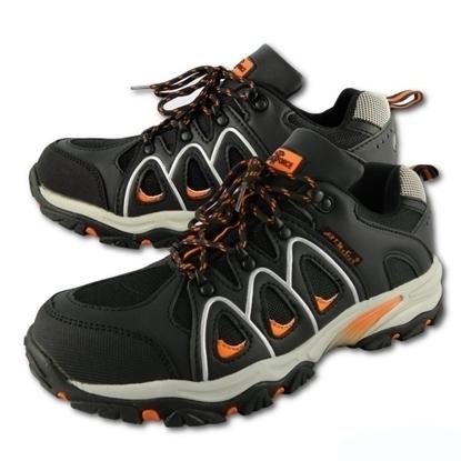 Picture of Pantofi sport pentru protectie BPROF1 cu bombeu metalic, marimea 44