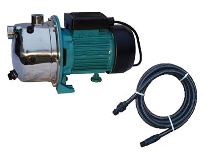 Picture of Kit pentru irigat, pompa autoamorsanta Omnigena JY 1000 ,1100 W cu furtun de aspirare de 7m, OM0003/7m