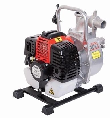 Picture of Pompa de apa motor benzina 2T  1.25kW 1.5 250 L/min RD-GWP03J