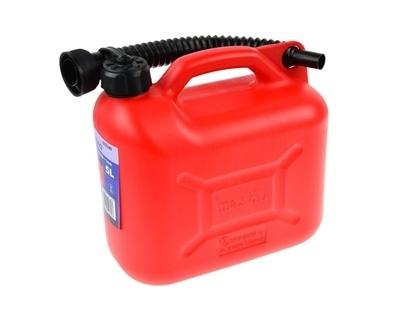 Picture of Canistra recipient plastic cu palnie 5 litri, Geko, G03240
