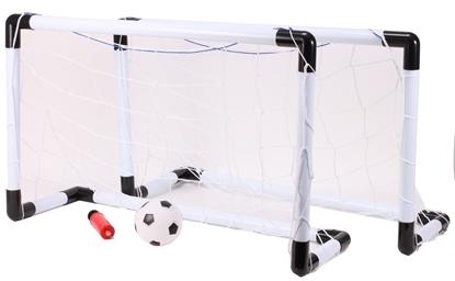 Picture of Set porti si minge pentru fotbal 46x27x31, MalPlay 100123