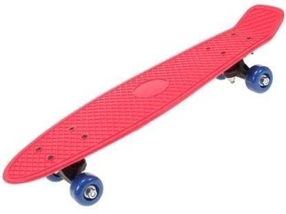 Picture of Skateboard pentru copii, 40 kg, roti silicon, MalPlay 100252