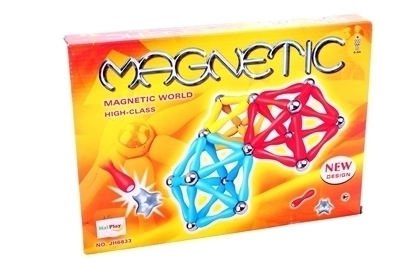 Picture of Puzzle magnetic, 120 piese, MalPlay 103233