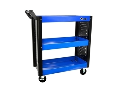 Picture of Carucior pentru unelte, 3 rafturi, Geko Premium G10821