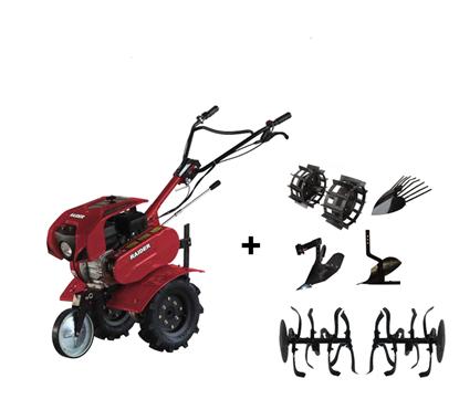 Picture of Motocultor 7cp, 2+1 viteze cu accesorii si far RD-T07, Raider 095112