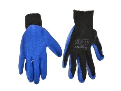 Picture of Mănuși de iarnă pentru protecție, BLUE, mărimea 8, Geko G73595