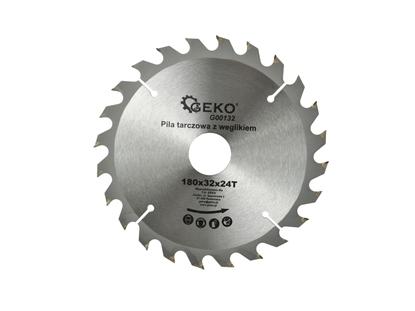 Picture of Disc pentru lemn, 180x32x24T, Geko G00132