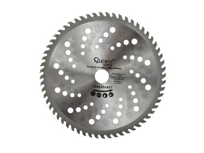 Picture of Disc pentru lemn, 185x20x60T, Geko G78046