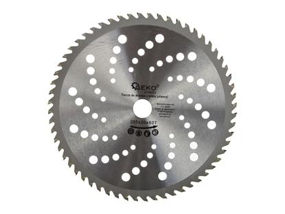 Picture of Disc pentru lemn, 205x20x60T, Geko G78055