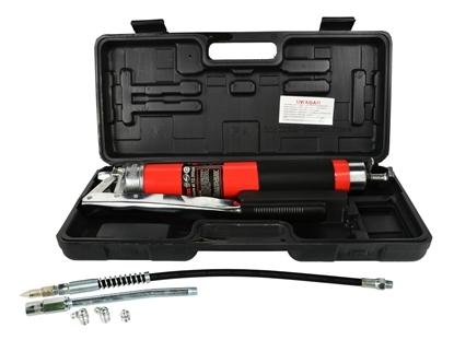 Picture of Pistol manual de gresat-vaselina cu 3 adaptoare 600ml, cutie plastic, GEKO G02900