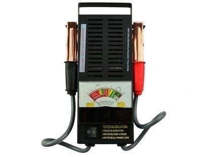 Picture of Tester analog pentru verificarea bateriilor 6/12V, Geko G80028