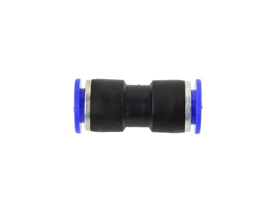 Picture of Conector furtun pneumtapneumatic PU/PE 4mm, GEKO G03010
