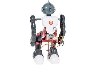 Picture of Robot mecanic de jucarie ce se rostogoleste, 25cm, MalPlay 104246