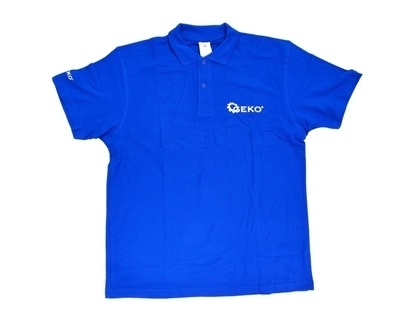 Picture of Tricou Polo Blue Geko M, Q00008