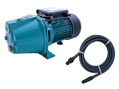 Picture of Kit pentru irigat, pompa de apa autoamorsanta APC JY 100A(A) 1500W cu furtun de aspirare 7m, 03020201/7m