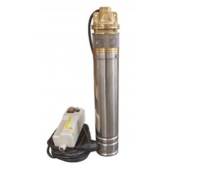 Picture of Pompa submersibila apa curata Aquaplanet 4SKM150, putere 1,1 kW, inaltimea de pompare 98 m, debit 45 l/min