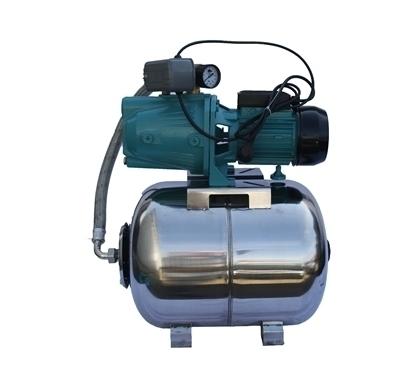 Picture of Hidrofor de mare putere  JY100A/80 INFLUENT ECONOMIC 1100W, rezervor 80 de litri din inox