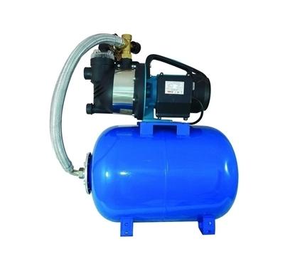 Picture of Hidrofor Ibo Dambat MULTI1300 INOX, rezervor 24 litri, 80 l/min, 1300W, 48M, IB100007