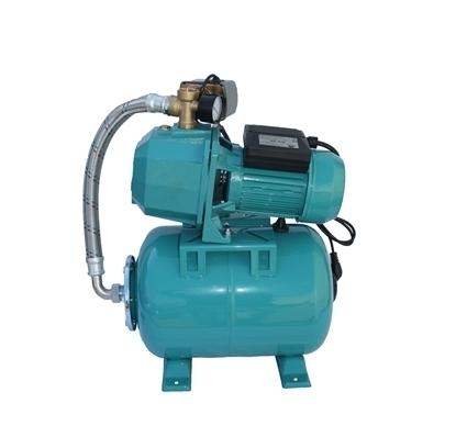 Picture of Hidrofor Ibo Dambat DP 355, rezervor 24 litri, 42 l/min, 750W, 38M, IB100005