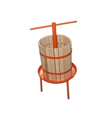 Picture of Presa verticala pentru struguri, 39 litri