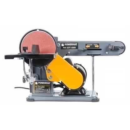 Picture of Masina de slefuit 500W, Powermat PM-SSTT-500