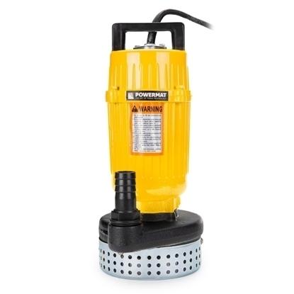 Picture of Pompa pentru apa curata si murdara 2450W, Powermat PM-PDWB-2450