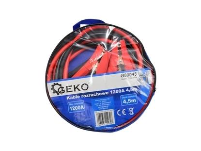 Picture of Cabluri de pornire 1200A 4.5m, GEKO G80045