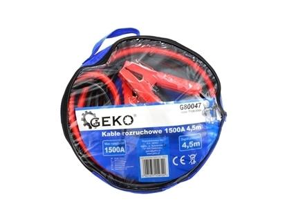 Picture of Cabluri de pornire 1500A 4.5m, GEKO G80047
