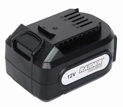 Picture of Acumulator pentru bormasina 12V 2000mAh RDP-CDL08L, Raider 131133