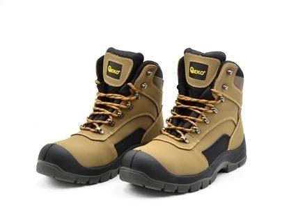 Picture of Pantofi de protectie model nr.6, marimea 42, GEKO G90541-42