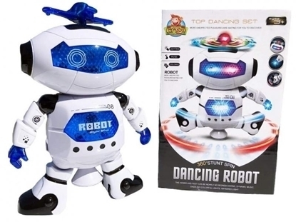 Picture of Robot dansator 360, Malplay 107308