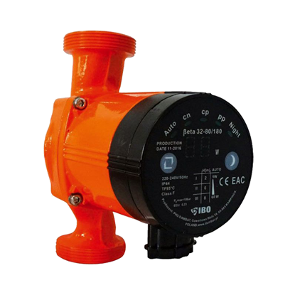 Picture of Pompa de reciculare electronica pentru centrale termice IBO BETA 32-80/180